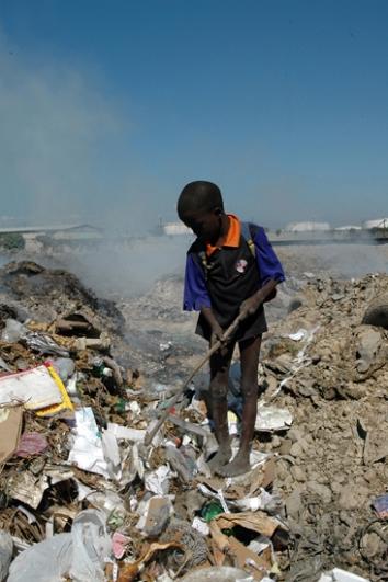 Landfill Child