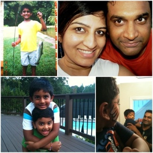 Family Collage I