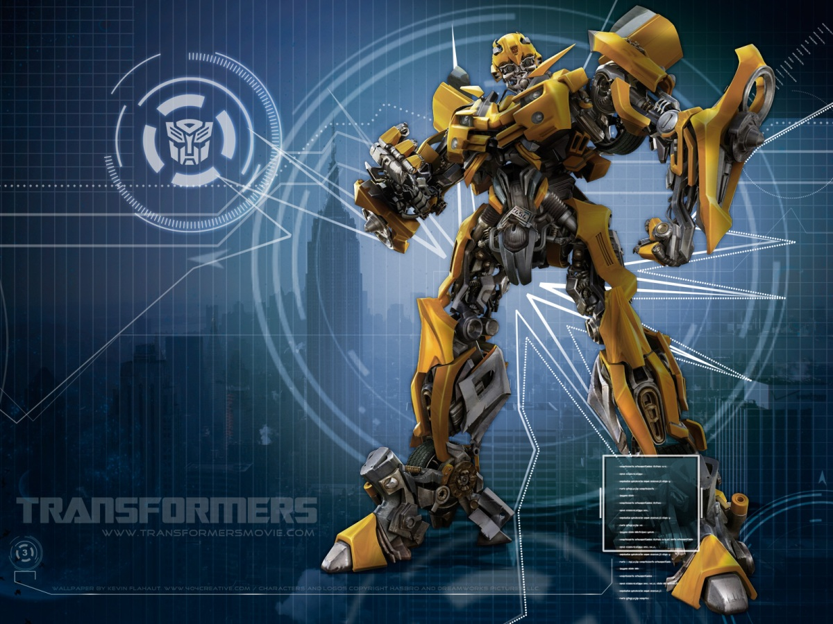 The Transformers - Bumblebee