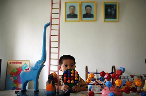The OmniPresent Duo - Kim Il-sung, Kim Jong-il