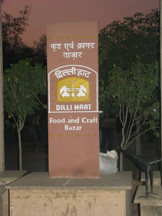 The Delhi Haat - Handicrafts Exhibition